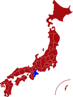 map of mie prefecture
